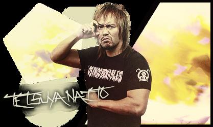 NJPW Tetsuya Naito Signature