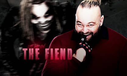 'The Fiend' Bray Wyatt Signature (2019)