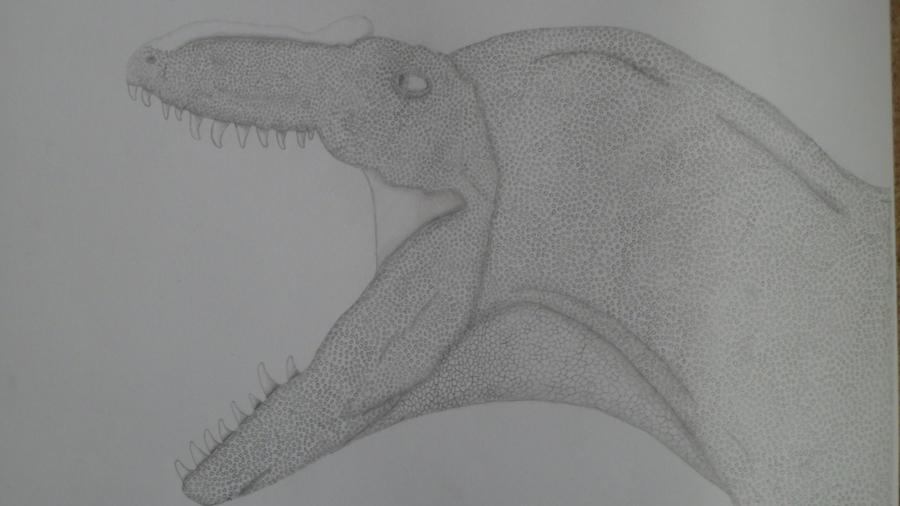 Saurophaganax by apexpredator7