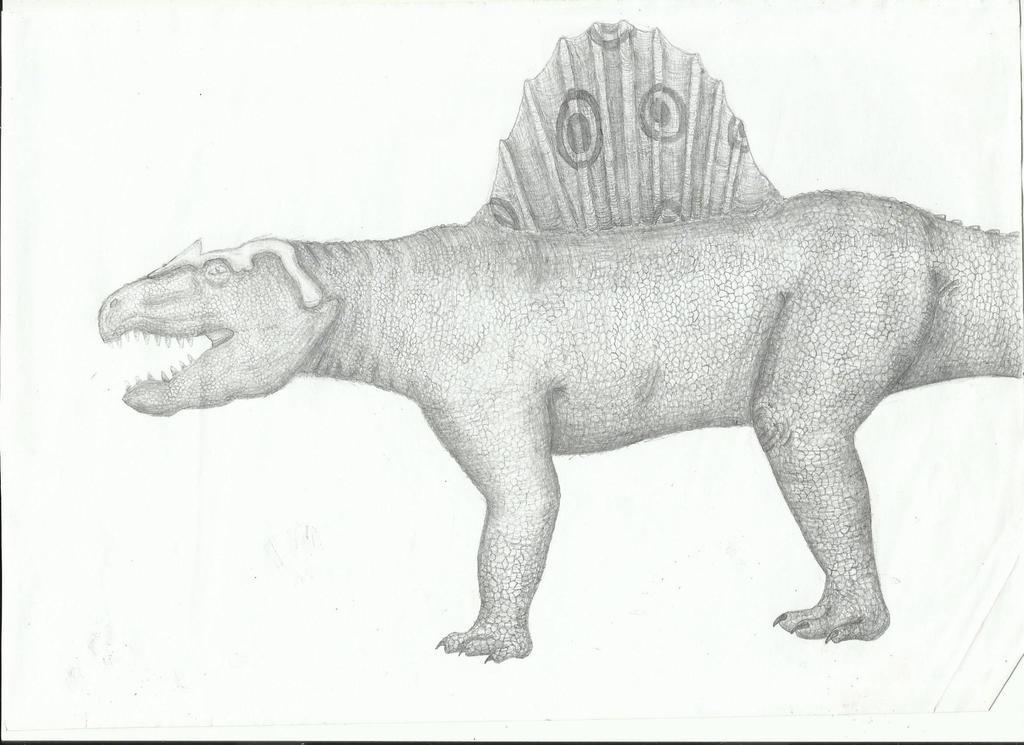 Arizonasaurus by apexpredator7