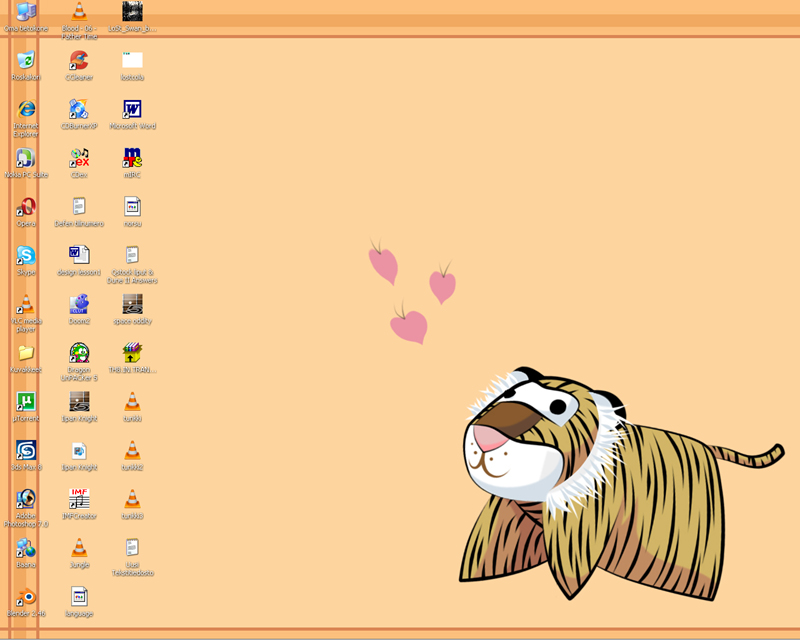 My Desktop by Forace