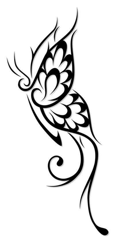 butterfly design tattoos. Statistics