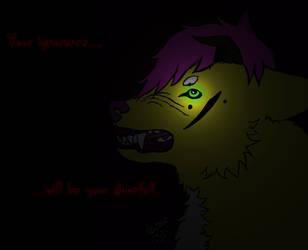 Ignorance by xMoonlight-Wolfx
