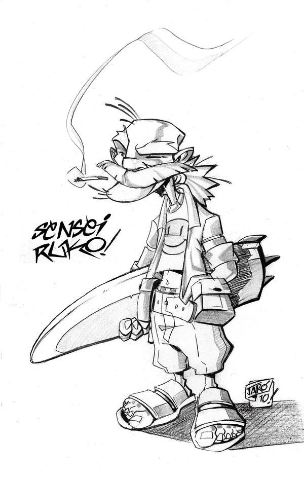 sensei RUKO by haruko79