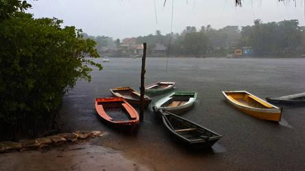 Caraiva Village - Bahia - Brazil