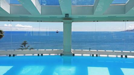 Pool View at Vina del Mar