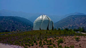 Bahai Temple at Santiago - Chile