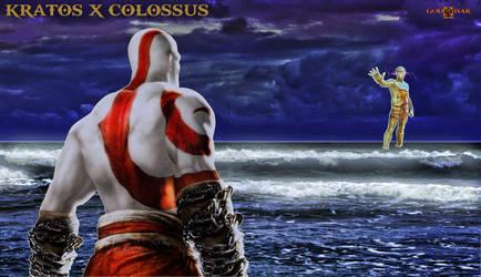 Kratos x Colossus