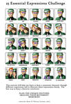 25 Expressions- The Riddler
