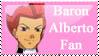 Baron Alberto Fan by ViridianSoul
