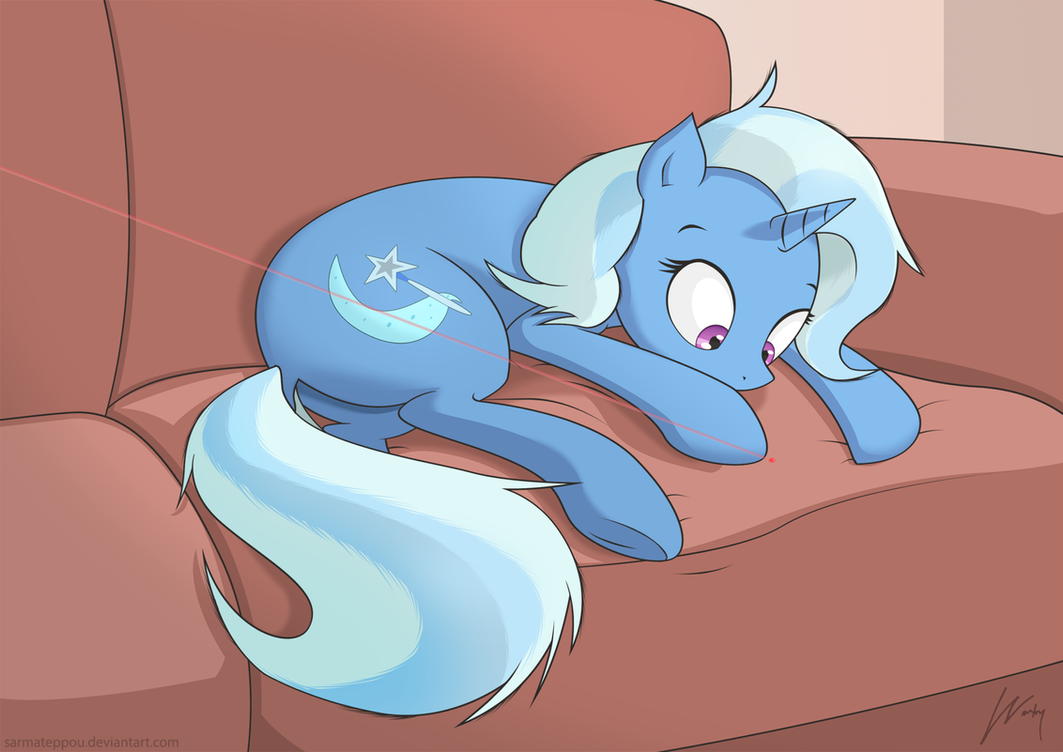 trixie_being_a_silly_horse_by_sarmateppo