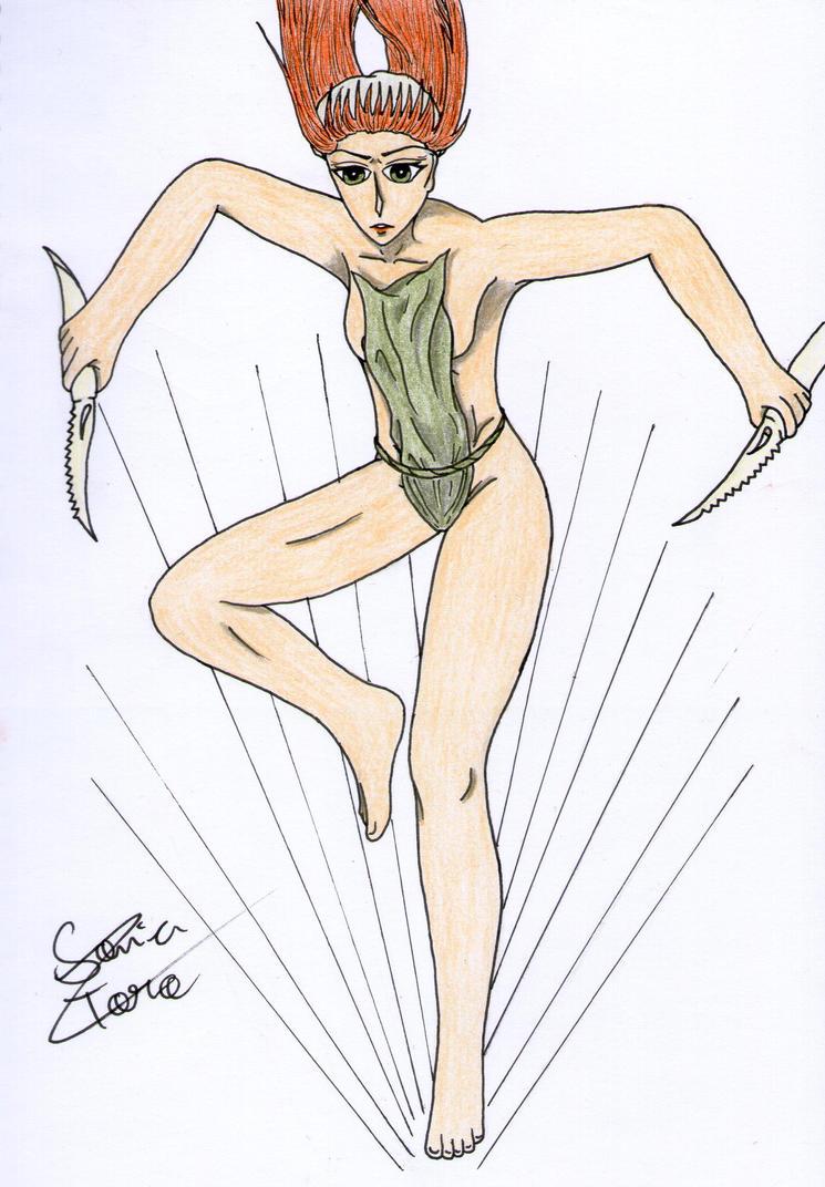 Huntress (DEJ3: 12) by LonelyShine