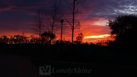 Bleeding Sky by LonelyShine
