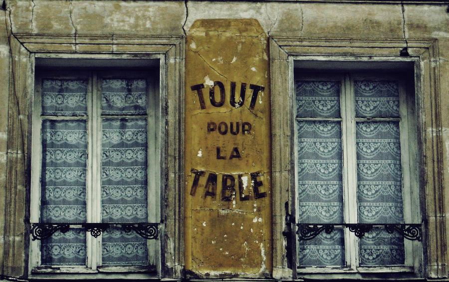 Tout pour la table by simfonic on deviantart - Tout pour la table ...