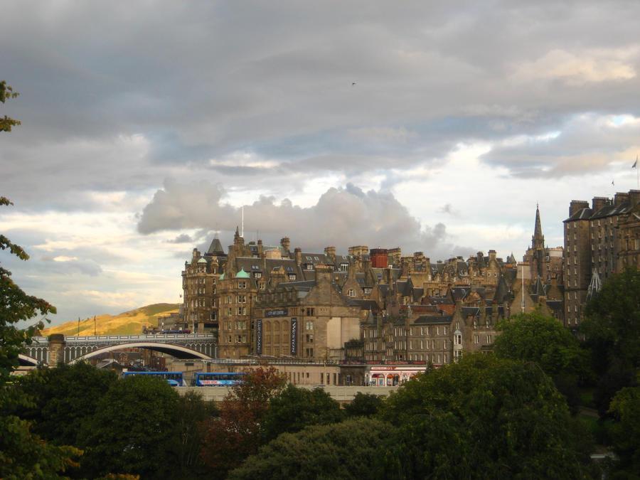Edinburgh by simfonic