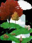 Snailscape PNG