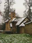 Snowy Hameau by simfonic