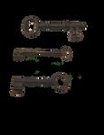 Castle Keys PNG