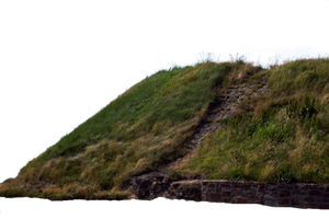Grassy Hill PNG by simfonic