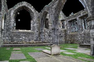 Graveyard Ruins PNG
