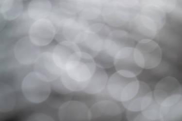 Light Grey Bokeh