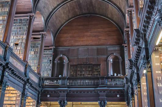 Upper Level Library