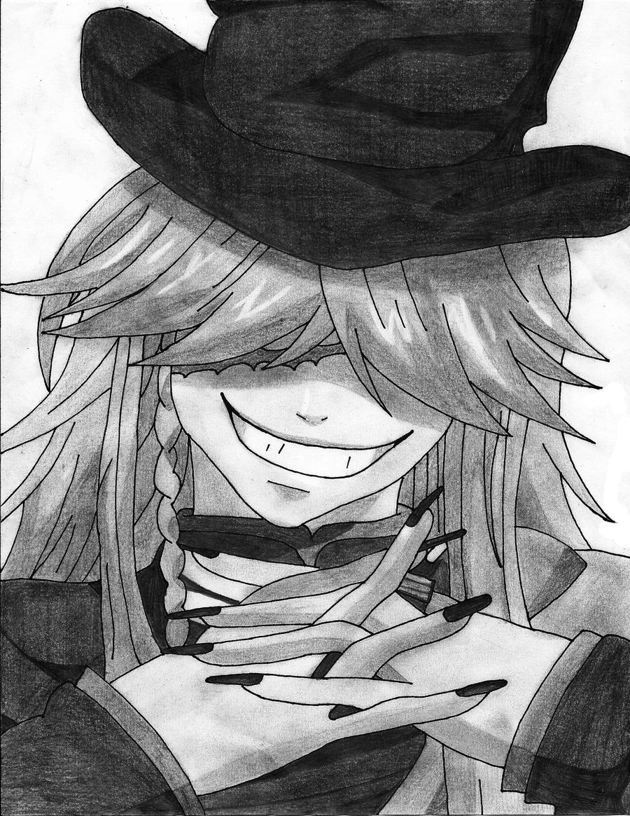 The Undertaker Black Butler By XooXuoCakes