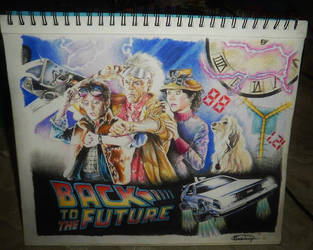 Back To The Future by Prezdawg