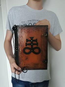 Leviathan cross / Blank Book