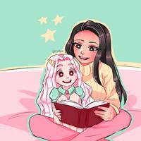 Big sis Momo by Yiroko