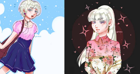 Aria fashion 2/3 by Yiroko