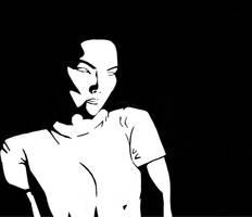 Bjrk light in the dark by aimosan