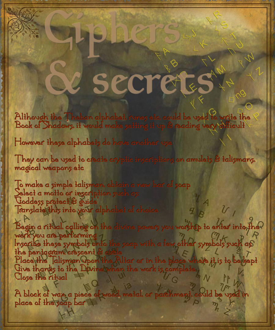 Book of Shadows 06 Page 9