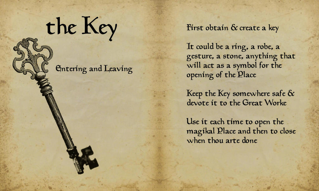 Real Spells From The Book Of Shadows Book of Shadows 13 Page 4 by