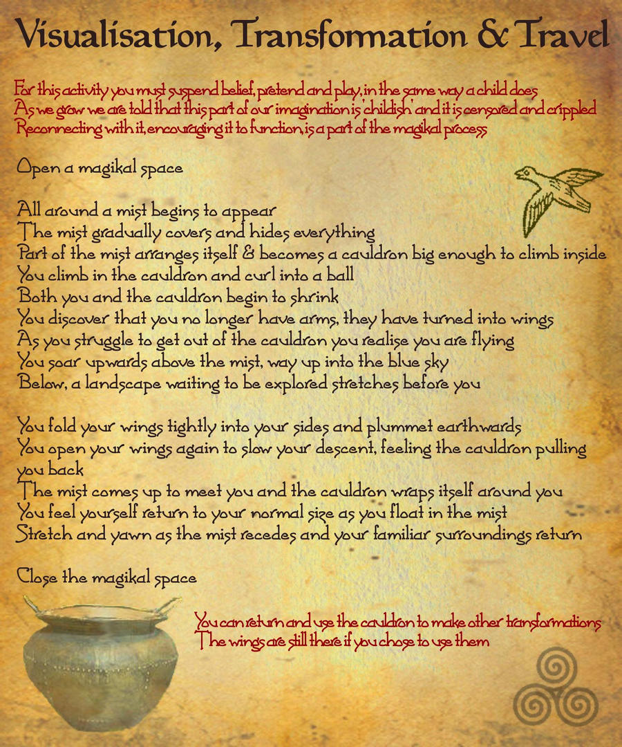Book of Shadows 15 Page 2 by Sandgroan