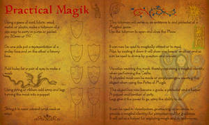 Book of Shadows 21 Page 3