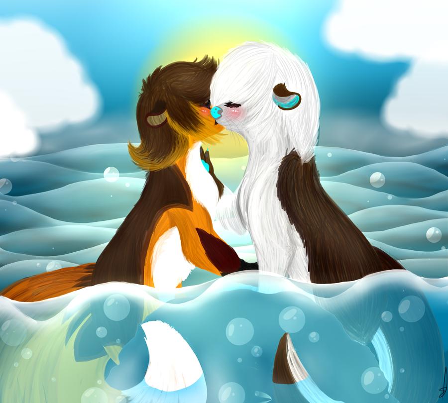 :CE: Rena and Ellii by EmmyIzawa