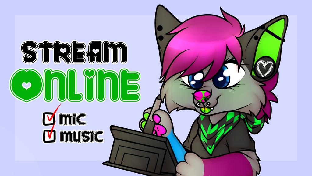 Stream: ONLINE! (Commissions Open) by EmmyIzawa