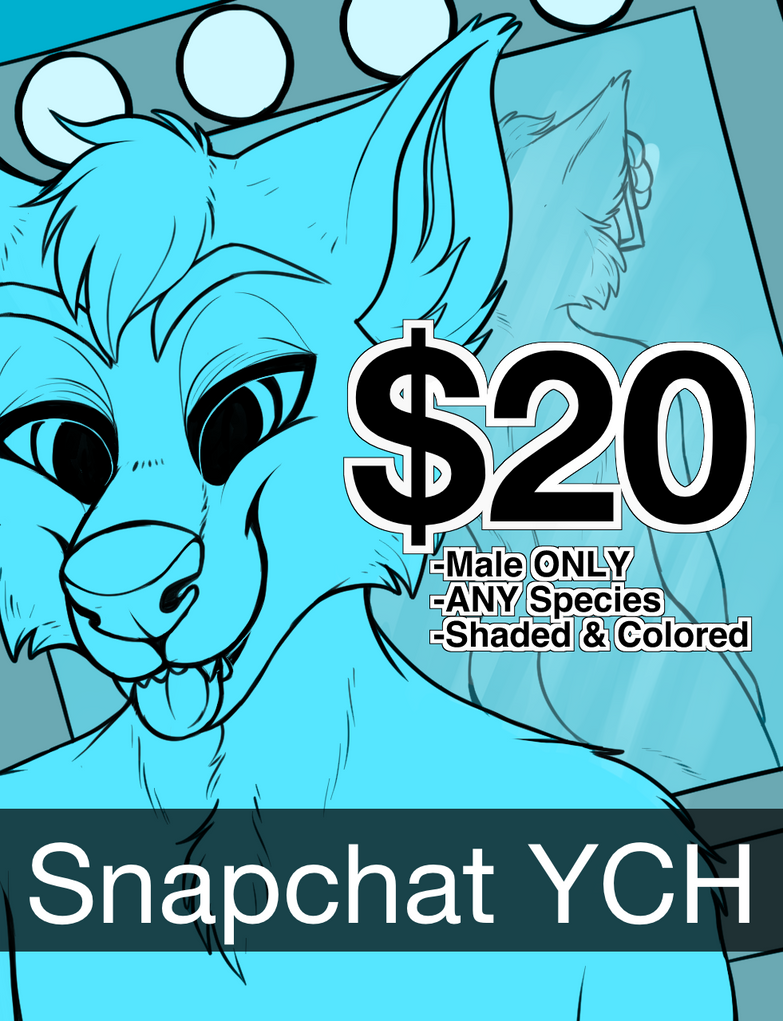 $20 Snapchat YCH by EmmyIzawa