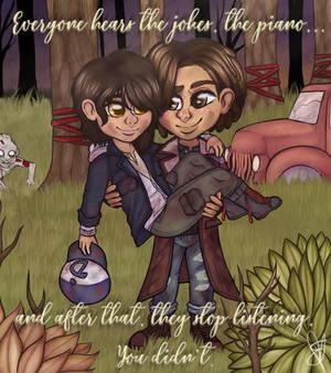 Clementine + Louis