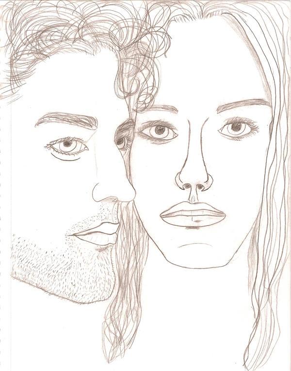 Rob and Kristen by Zutarafan16