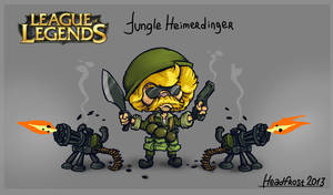Jungle Heimerdinger by He-st