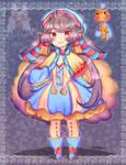 BloomPuff Advent Calendar: Toybox Vampire closed by Jhielin