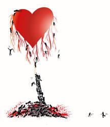 Anti Love by mshumona