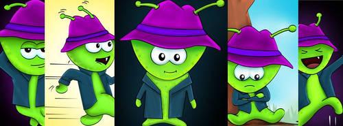 Character of Todo by mshumona