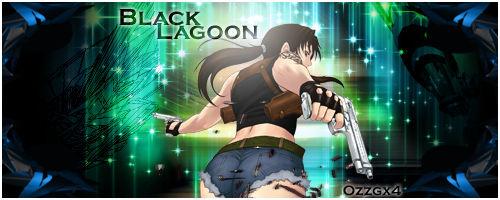 Black Lagoon Revy