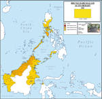 The Bruneian Empire at its Height