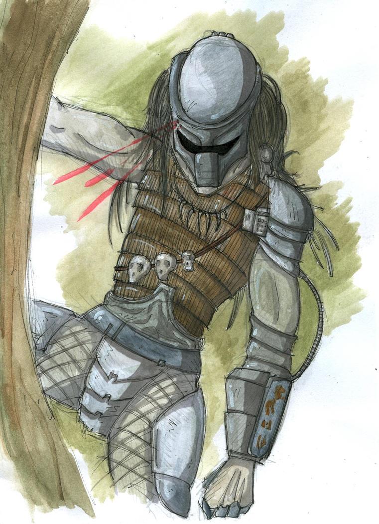 Predator by Scarnor