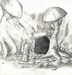 Dungeon Entrance V2