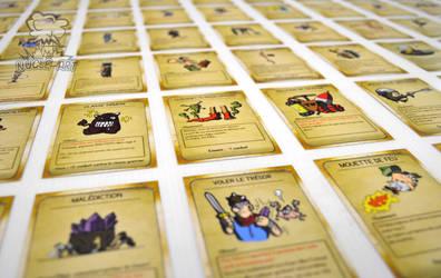 Yaaarg ! Crystal Rush Cards